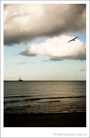 photography of viking ship in the baltic sea Germany