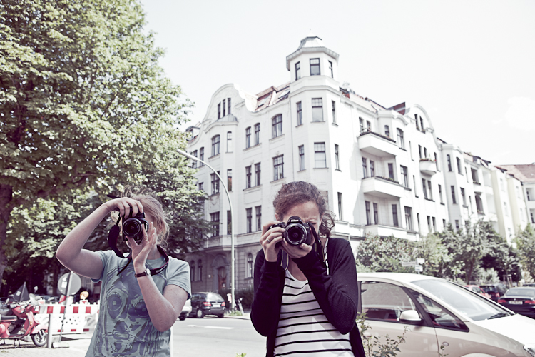 Photography course berlin