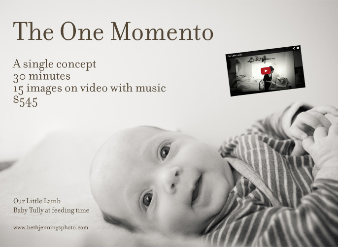 The One Momento