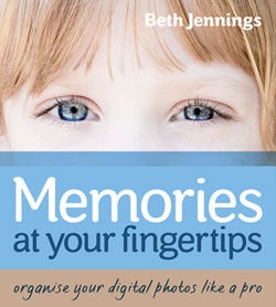 Memories at your fingertips book cover final_smaller