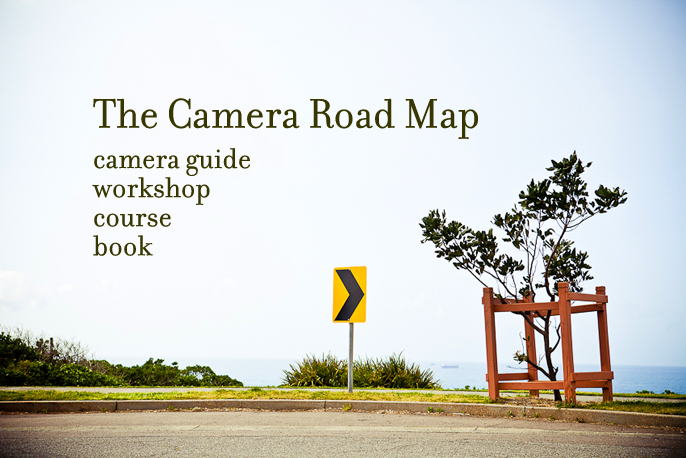 The camera road map with contents